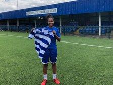 Rachael Mariam re-signs for 2019/20 Season