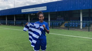 Rachael Mariam re-signs for 2019/20 Season