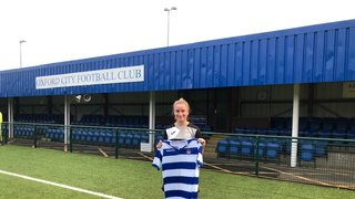 Alice Bates Signs for 2019/20 Season