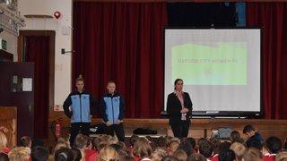 Botley School Visit