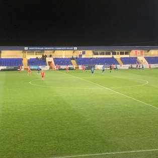 Report: Reds lose at Seals for fourth defeat on the bounce