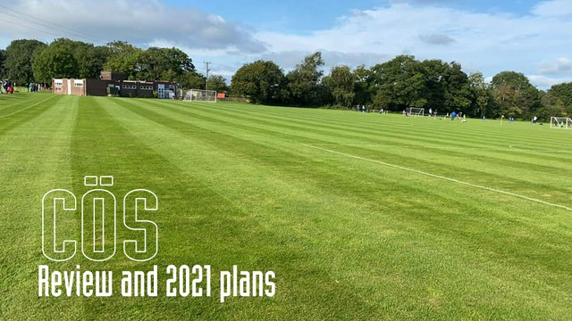 CÖS in review and 2021 plans