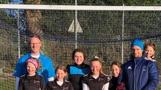 U12 Girls claim 5th place in Hampshire In2Hockey