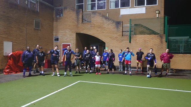 Havering & Essex Touch Back on the All weather pitch