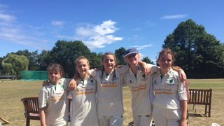 Bedminster Girls Star Against Knowle 11's