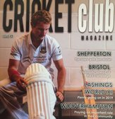 BSCC feature in Cricket Club Magazine 2019