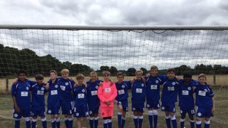 U13 Bears get off to a great 11-a-side start!