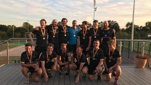 Men's 1 win back to back Peter Sunnucks Tournaments