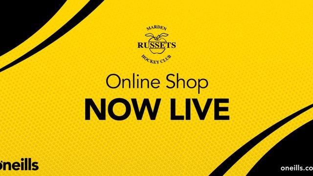 Online Shop - NOW LIVE