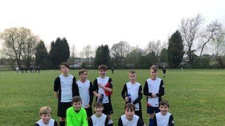 Away cup victory