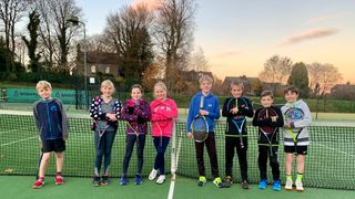 10U Macclesfield vs Brooklands Green Winter League