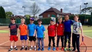 8U Bramhall Lane vs Brooklands Red Summer League