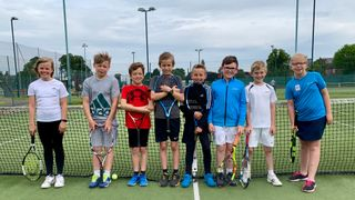 10U Brooklands vs High Legh Green Summer League