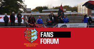 Fans Forum & Meet The Manager