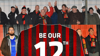 Be Our 12th Man!