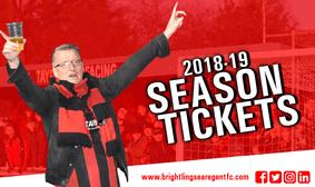Season Tickets 2018-19