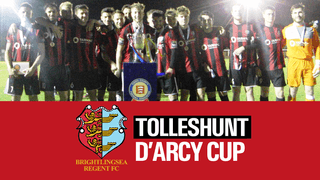 Tolleshunt D'Arcy Cup Draw