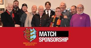 Matchday Sponsorship For 2018/19