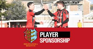 Player Sponsorship 2018/19