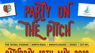 Party on the Pitch 2019!