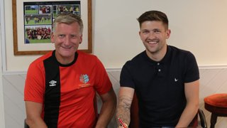 JT Signs 2-Year Contract