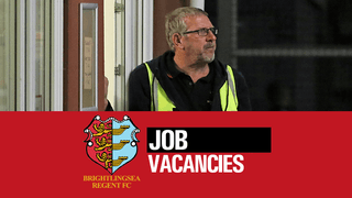Matchday Job Vacancies