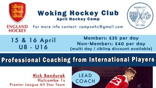 April Holiday Camps