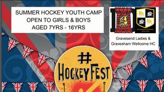 Summer Hockey Youth Camp 2018