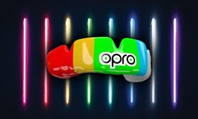 OPRO mouth guard fitting session