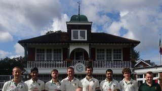 Ealing CC 2nd XI Beat neighbors Acton CC 2nd XI