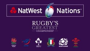 6 Nations Rugby this weekend ...