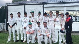 Ealing U17 Champions of the Middlesex Cup