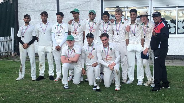 U17 Win the Middlesex Cup !!