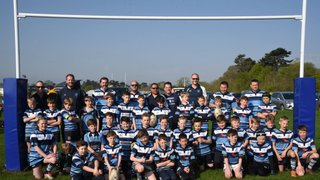 The Mighty NRFC U12 Coaches