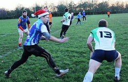 Christmas Eve Touch Rugby - All Invited