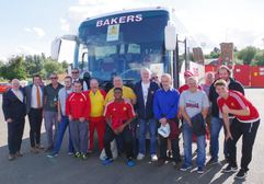 Proposed Supporters' Coach to Senior Cup Final