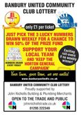 Club Lottery Details