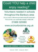United working with ARCh - Assisted Reading for Children