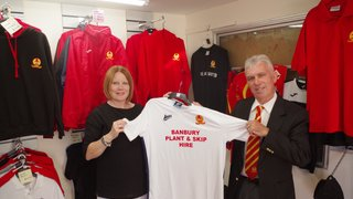 Club Shop Manageress