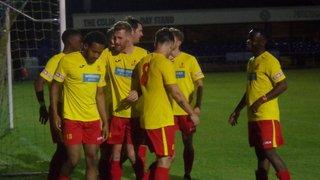 Match report – Peterborough Sports 1 Banbury United 3