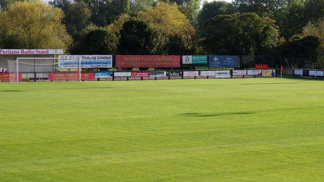 Pitch Looking Great for Warwick Game