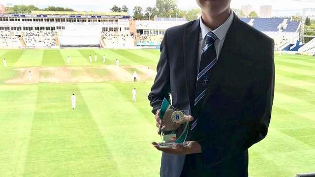 2019 WCB OSCA Winner - Danny Hunt