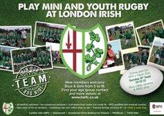 London Irish Amateur RFC - 2019/2020Season Launch Social