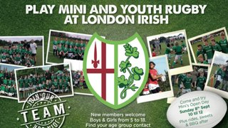 London Irish Amateur RFC  -  2019/2020 Season Launch Social