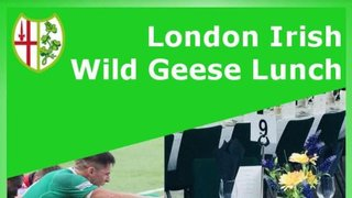 Wild Geese Lunch -  14th Sept