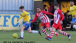 Canvey Island Vs Bowers & Pitsea 22/12/2018