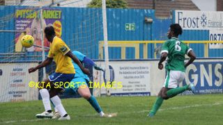Canvey Island Vs Ashford United 27/07/2019