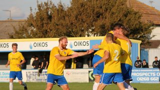 Canvey Island Vs Bowers & Pitsea 05/10/2019