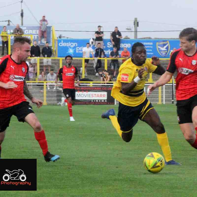 Canvey Island Vs Coggeshall Town 25/09/2021