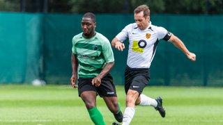 PSF - K Sports 0 Kennington 5